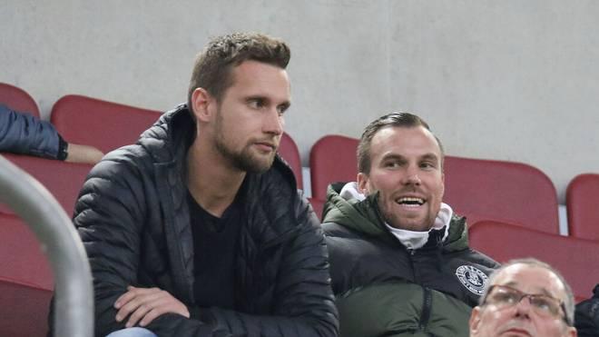 Nach Kevin Großkreutz (r.) klagt auch Manuel Konrad gegen den KFC Uerdingen