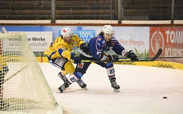 Die Kassel Huskies standen schon vorher als Hauptrundensieger fest