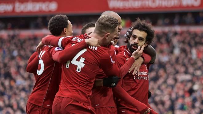 Der FC Liverpool wurde 2019/2020 Meister