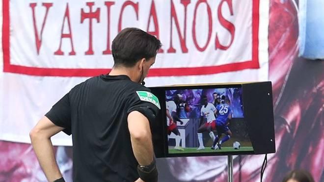 Europa League: Videobeweis ab K.o.-Runde im Einsatz