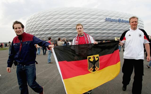 Em 2020 Nationalmannschaft Spielt Drei Mal In Munchen