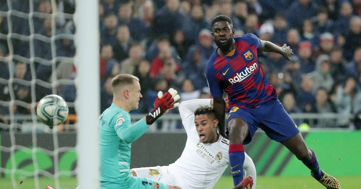 La Liga: Samuel Umtiti fehlt dem FC Barcelona bei FC Villarreal