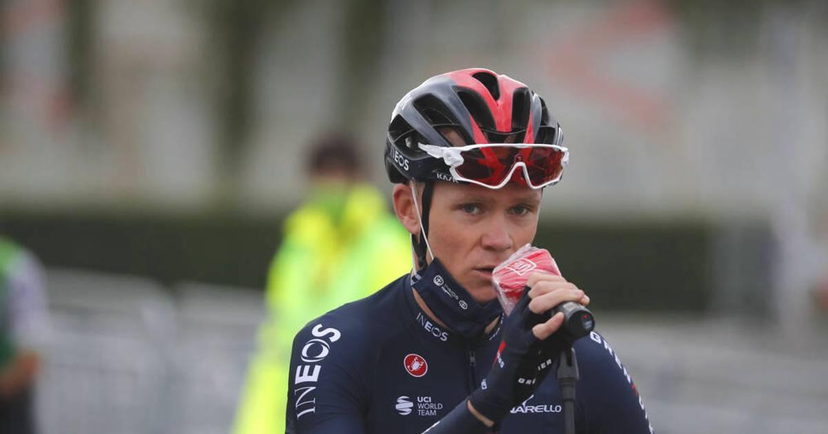 Vuelta: Chris Froome kämpft um seine Form und Zukunft im Radsport