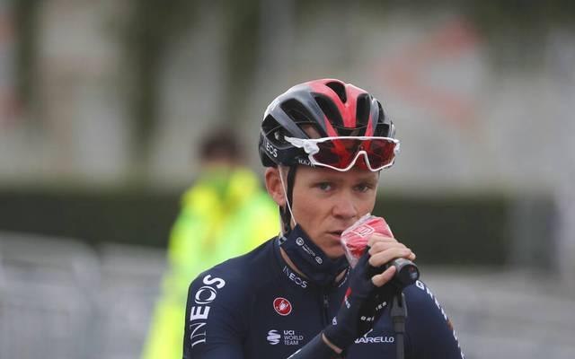 Chris Froome hofft bei der Vuelta 2020 auf eine Rückkehr zu alter Form