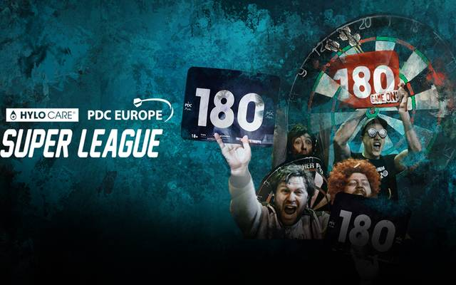 SPORT1 zeigt die HYLO CARE PDC Europe Superleague Germany
