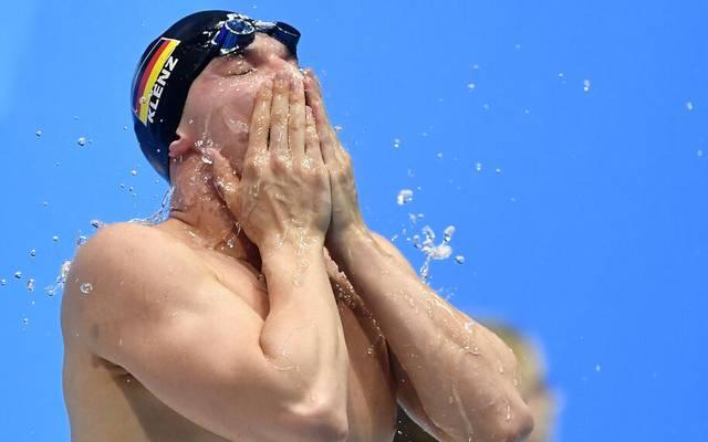 Ramon Klenz scheiterte dramatisch an der Olympia-Norm
