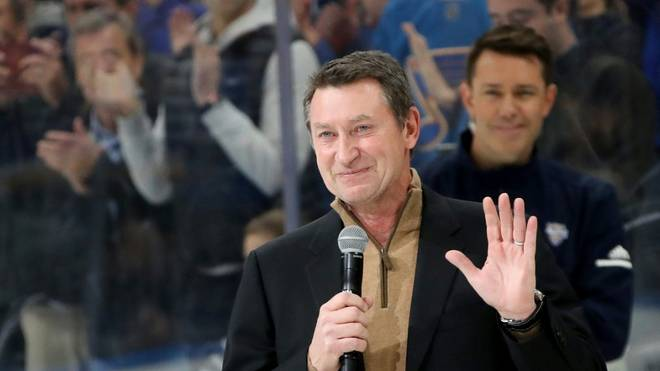 Wayne Gretzkys Rookie Trading Card erzielte einen Rekordpreis