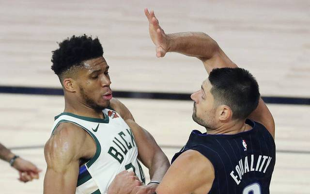 Giannis Antetokounmpo ist MVP und Defensive Player of the Year