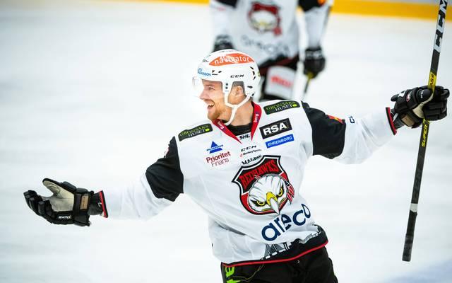 Max Görtz spielte zuletzt für die Malmö Redhawks