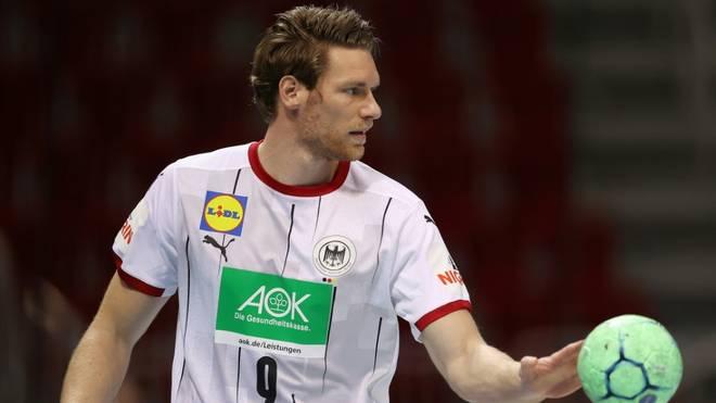 Für Tobias Reichmann ist das DHB-Team Mitfavorit bei der Handball-WM