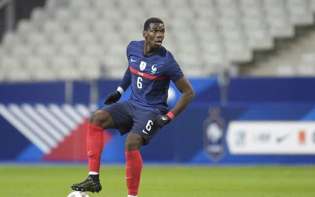 Paul Pogba wurde 2018 mit Frankreich Weltmeister