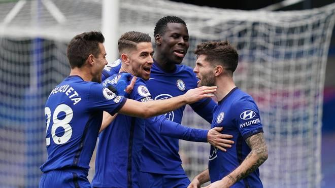 Der FC Chelsea hat in der Premier League eine Aufholjagd gestartet