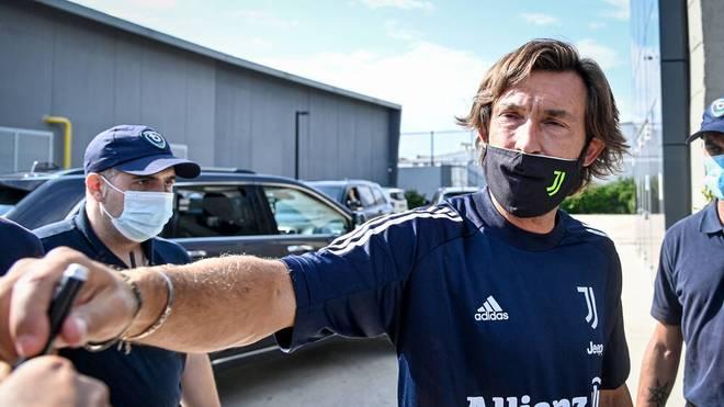 Andrea Pirlo steht kurz vor seinem Debüt als Cheftrainer der Alten Dame