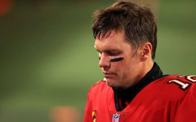 Tom Brady und die Tampa Bay Buccaneers stecken im gewaltigen Formtief