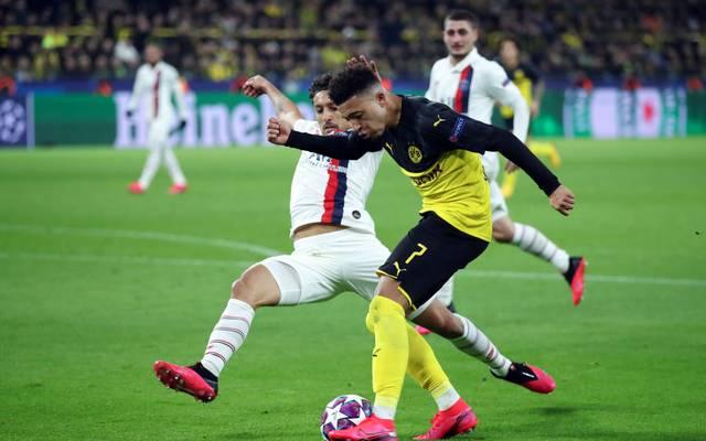 Der BVB kämpft gegen Paris Saint-Germain um den Einzug ins Viertelfinale der Champions League