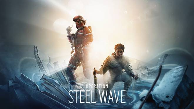 Rainbow Six Siege: Operation Steelwave