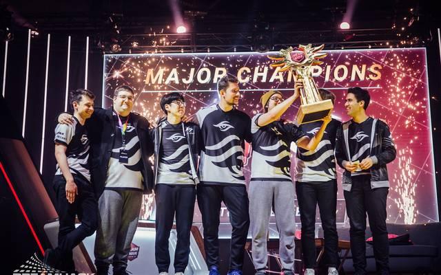 DreamLeague Seasons 13 Finals: Team Secret triumphiert in Leipzig