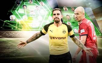 Bundesliga, 12. Spieltag