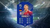 Joshua Kimmich - FC Bayern München - TOTS-Wert 95