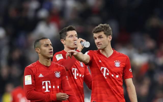 Thomas Müller war mit dem Remis des FC Bayern gegen Leipzig nicht zufrieden