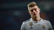 Real Madrid verzichtet auf Toni Kroos im Spiel gegen Deportivo Alaves