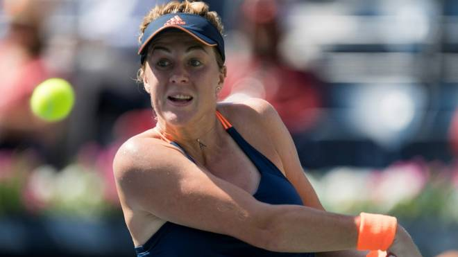 Anastasia Pawljutschenkowa steht im Viertelfinale