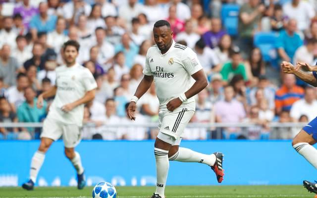 Edwin Congo durfte nicht ein Spiel für die Profi-Mannschaft von Real Madrid absolvieren