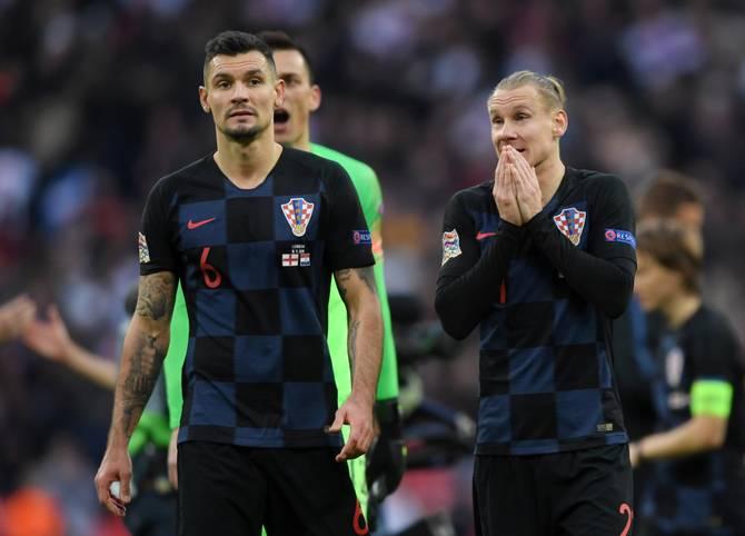 Drama um den Vizeweltmeister: Kroatien verspielt im letzten Spiel in England eine 1:0-Führung und muss nach dem 1:2 in die Liga B der Nations League absteigen