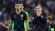 Vizeweltmeister Kroatien steigt zusammen mit Deutschland aus der Liga A ab