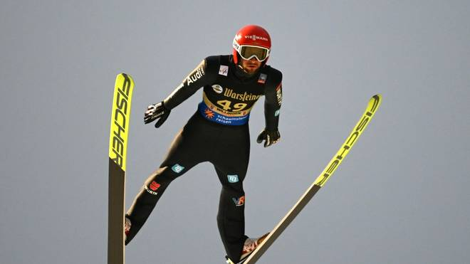 Die deutschen Skispringer enttäuschen bei der Qualifikation