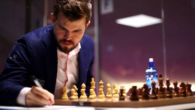 Magnus Carlsen gewann sein eigenes Online-Turnier