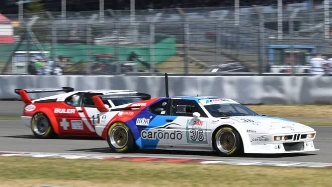 Beim AvD-Oldtimer-Grand-Prix erleben die Motorsport-Fans einen Hauch von Geschichte