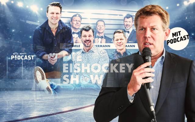 Die Eishockey Show - Jeden Donnerstag bei SPORT1 - und überall, wo es Podcasts gibt