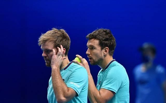 Die French-Open-Sieger verpassen das Halbfinale