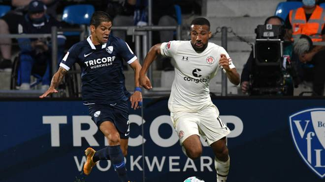 St. Pauli erkämpft sich ein 2:2 gegen den VfL Bochum