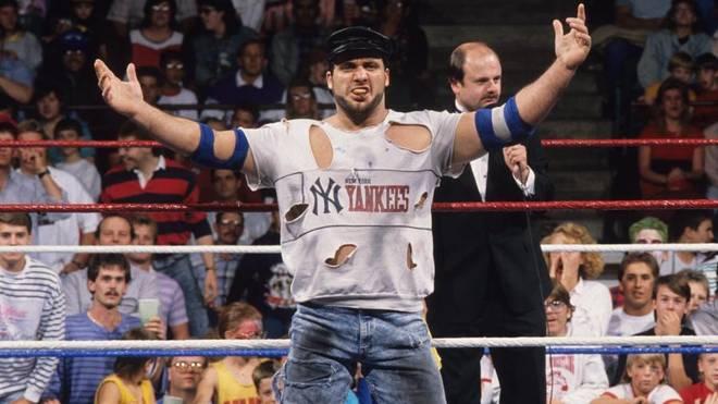 Steve Lombardi wurde bei WWE als Brooklyn Brawler zum Kult