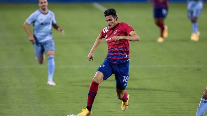 Ricardo Pepi gab sein MLS-Debüt für Dallas bereits 2019