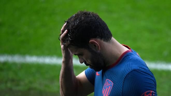 Diego Costa fehlt Atletico Madrid mehrere Wochen