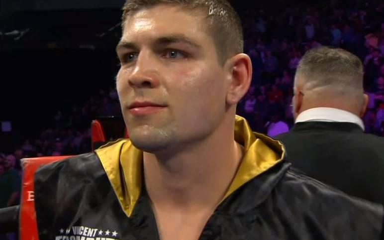 Vincent Feigenbutz wollte der erste deutsche Boxer nach Max Schmeling  werden, der in den USA einen Titel gewinnt