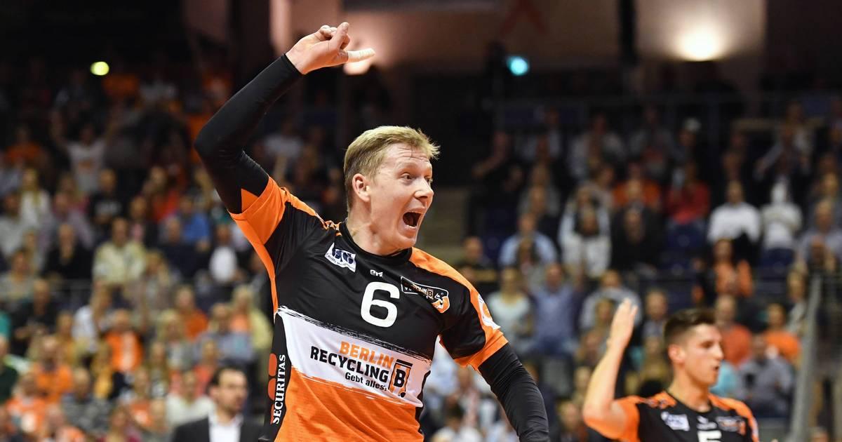 Volleyball, Bundesliga: VfB Friedrichshafen und Berlin siegen - SPORT1