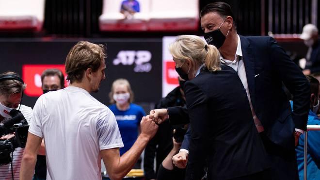 Alexander Zverev gewann 2020 zwei Heim-Turniere in Köln
