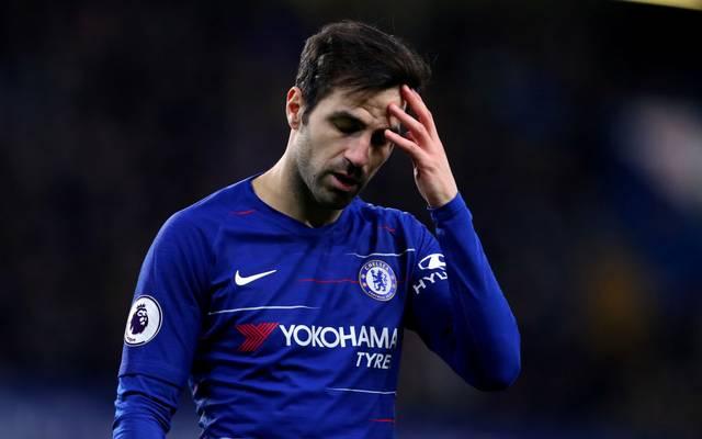 Cesc Fabregas berichtet von einer kuriosen Wette aus seiner Zeit beim FC Chelsea