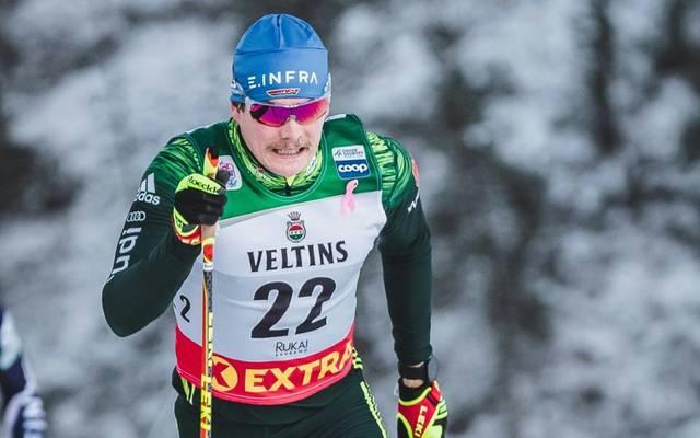 Lucas Bögl verbessert sich vom 31. auf den 16. Platz