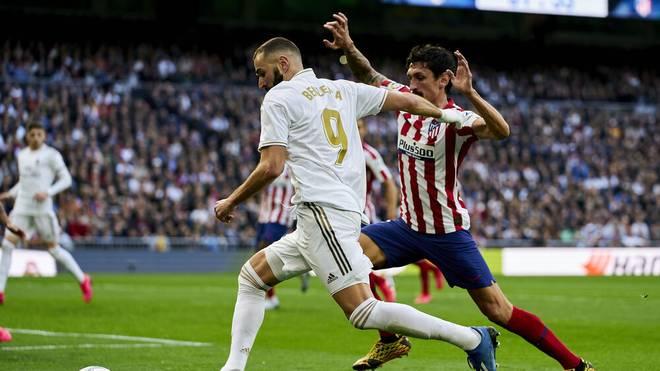 Atlético Madrid will Karim Benzema stoppen