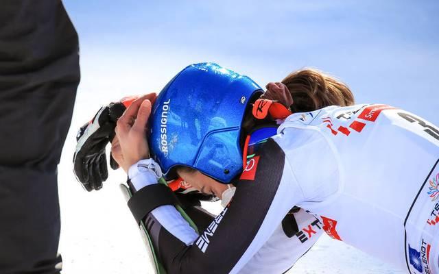 Petra Vlhova gewann 2020/21 erstmals den Gesamtweltcup