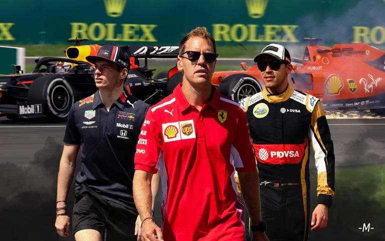 In der Saison 2014 wurde in der Formel 1 das Strafpunktesystem eingeführt. Das heißt, Fahrer können zusätzlich zur herkömmlichen Strafe noch Strafpunkte kassieren. Wenn ein Fahrer zwölf oder mehr Strafpunkte innerhalb eines Zeitraums von zwölf Monaten ansammelt, wird er für ein Rennen gesperrt