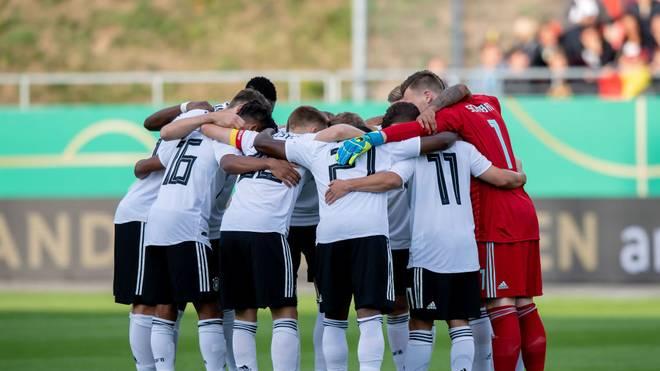 Die neue deutsche U21 gewann den Test gegen Griechenland 2:0