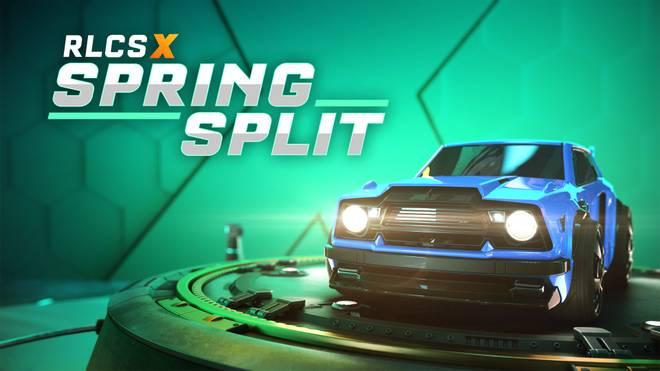 Rocket League: RLCS Season X Spring Split LIVE auf eSPORTS1