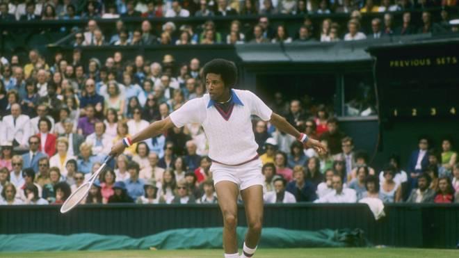 Arthur Ashe starb 1993 an den Folgen seiner Aids-Erkrankung
