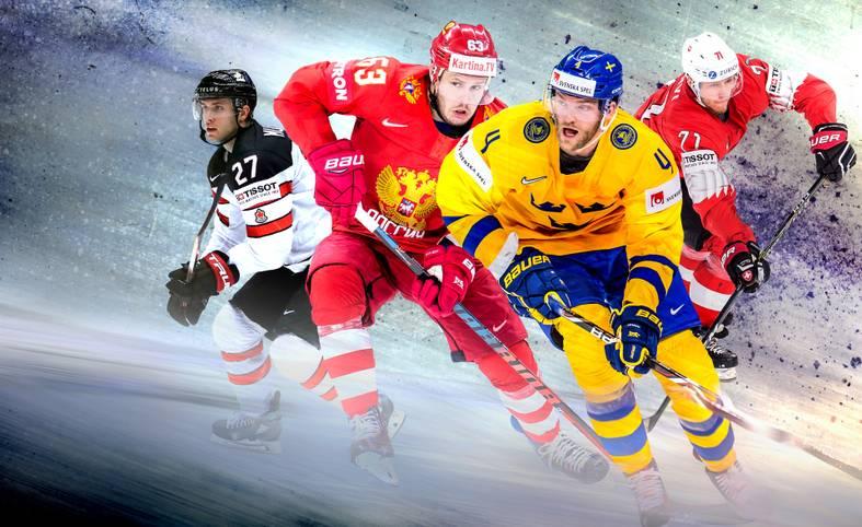 Das Viertelfinale der Eishockey-WM (ab 16 Uhr LIVE im TV u. STREAM) steigt ohne deutsche Beteiligung. Wer hat in der K.o.-Phase die besten Chancen? Welches Team ist gut in Form, wer überrascht? Die Viertelfinal-Begegnungen im SPORT1-Check